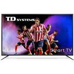 TV DLED 58'' TD Systems K58DLJ12US 4K UHD Smart TV