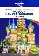 Lonely Planet - Moscú y San Petersburgo de cerca