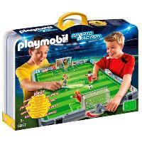 Playmobil Set de Futbol Maletin