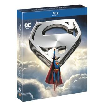 Pack Superman - Blu-Ray