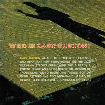 Who Is Gary Burton? + Subtle Swing