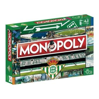 Monopoly Oficial Real Betis Balompié
