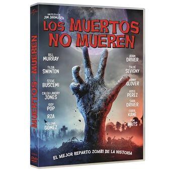 Los muertos no mueren - DVD