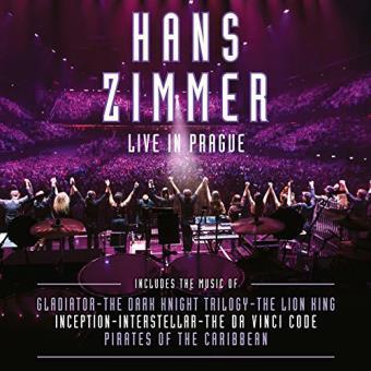Live in Prague B.S.O. (2 CD)