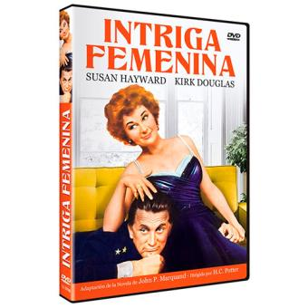 Intriga femenina - DVD