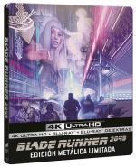 Blade Runner 2049 - Steelbook UHD + Blu-Ray - Ed Limitada