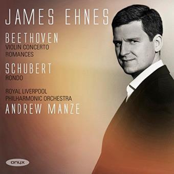 Concierto para Violín Op. 61 - Romances Op. 40 & 50 - Rondo