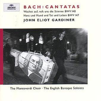 Cantatas BWV140 y 147