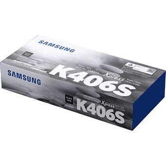 Toner Samsung CLT-K406S Negro