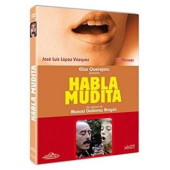 Habla mudita - DVD