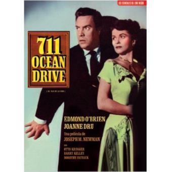 711 Ocean Drive (Al filo de la vida) (V.O.S.) - DVD
