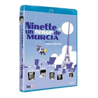 Ninette y un señor de Murcia - Blu-Ray