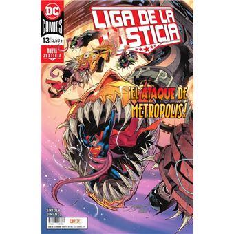 Liga de la Justicia núm. 91/13