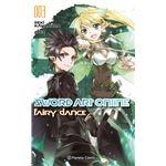 Sword Art Online. Fairy Dance 1/2 (novela)