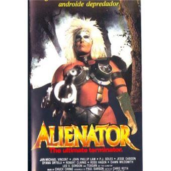 Alienator - DVD