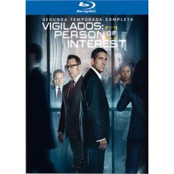 Vigilados: Person Of Interest - Temporada 2 - Blu-Ray