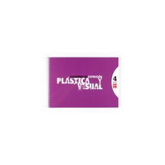 Cuaderno de expresión plástica y visual. 4 ESO. Conecta 2