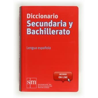 Diccionario Secundaria y Bachillerato: Lengua española 2012