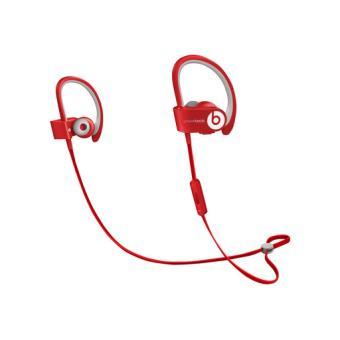 Auriculares Bluetooth Beats Powerbeats2 Rojo