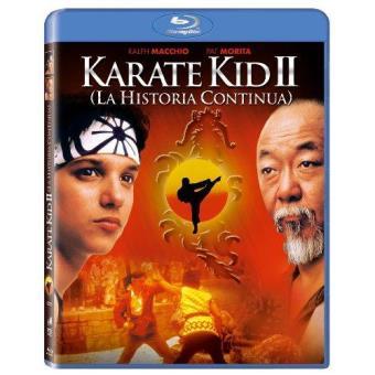 Karate Kid II - Blu-Ray