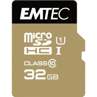 Tarjeta MicroSD Emtec 32GB Clase 10