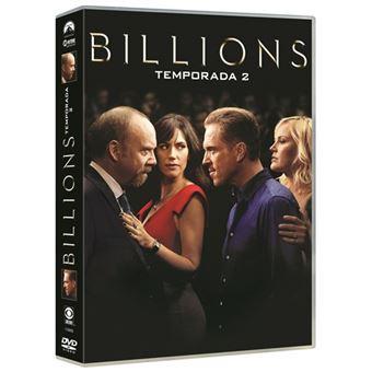 Billions - Temporada 2 - DVD