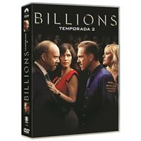 Billions  Temporada 2 - DVD