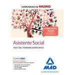 Asistentes sociales madrid test