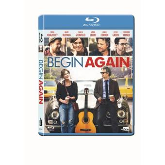 Begin Again - Blu-Ray