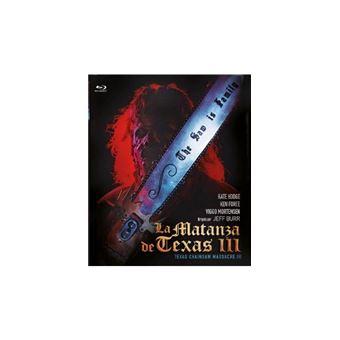 La matanza de Texas 3 - Blu-ray