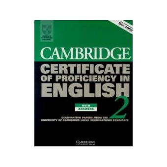 Cambridge English: Proficiency (CPE) 2 Student's Book Pack (Student's Book with 2 WITH ANSWERS