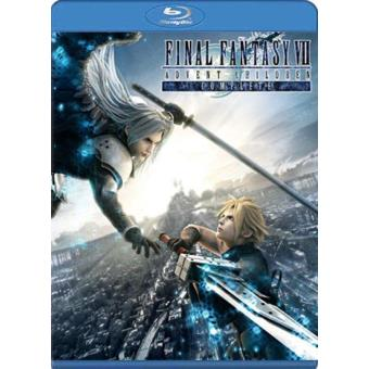 Final Fantasy VII: Advent Children - Blu-Ray