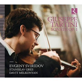 Tartini - Sonate Op.1