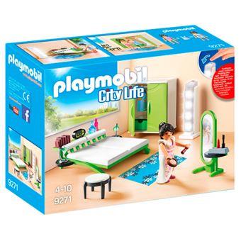 Playmobil City Life Dormitorio
