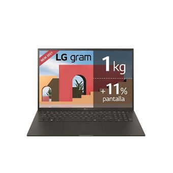 Portátil LG Gram 17Z90P 17'' Negro