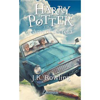 Harry PotterHarry potter y la camara secreta