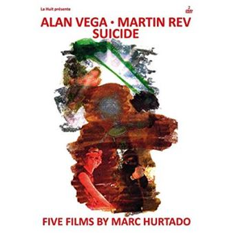 Suicide: Five Films By Marc Hurtado - DVD