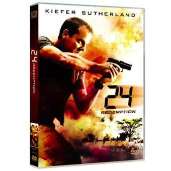 24: Redemption - DVD