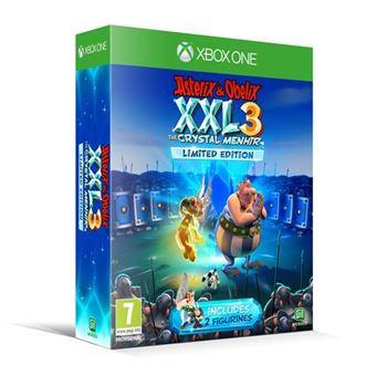 Astérix y Obélix XXL3: El Menhir de Cristal - Ed Limitada Xbox One