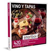 Caja Regalo Smartbox - Vino y Tapas