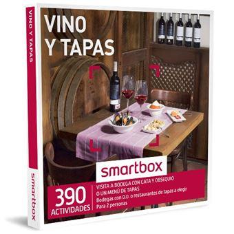 Caja Regalo Smartbox - Vinos y tapas