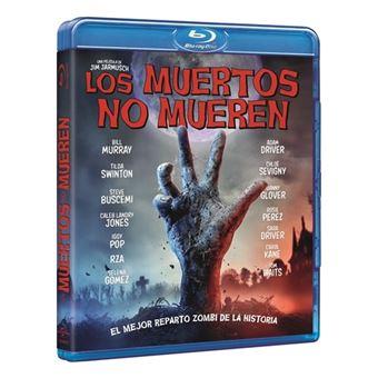 Los muertos no mueren - Blu-Ray
