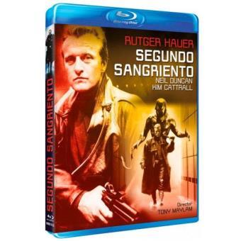 Segundo Sangriento - Blu-Ray