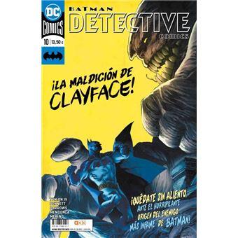 Batman: Detective Comics núm. 10 (Renacimiento)