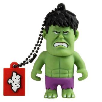 Memoria USB Tribe Marvel Hulk 16GB