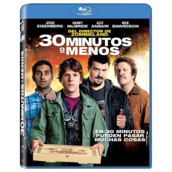 30 minutos o menos - Blu-Ray