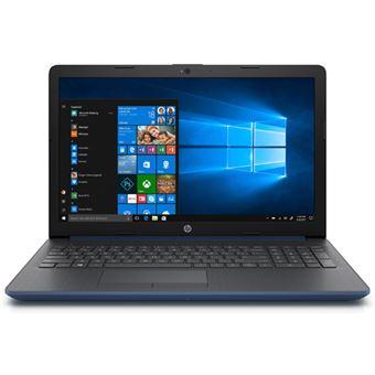 Portátil HP Notebook 15-da0017ns 15,6'' Azul