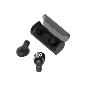 Auriculares Bluetooth Sunstech Wavepods Negro