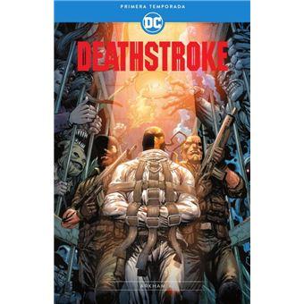 Deathstroke: Primera Temporada -  Prisionero en Arkham