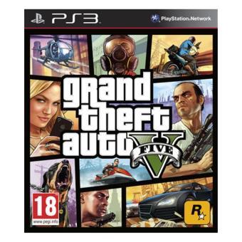 Gta V Grand Theft Auto Ps3 Para Los Mejores Videojuegos Fnac